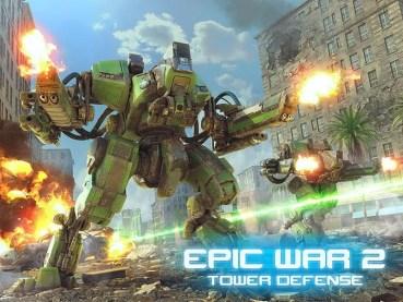 ¡Epic War TD 2 en oferta por 0,10 €!