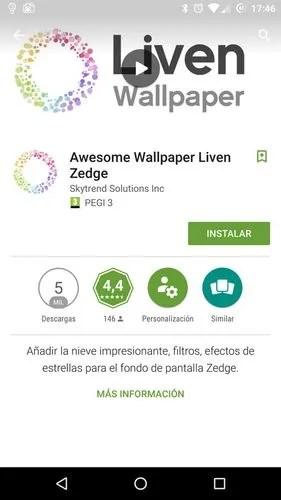 wallpaper-liven