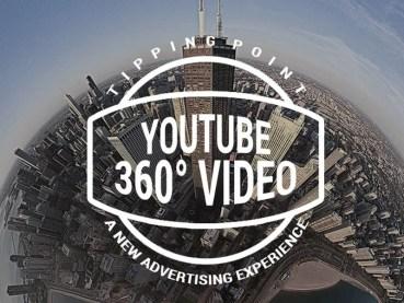 Youtube ofrece vídeo a 360º en directo y audio espacial