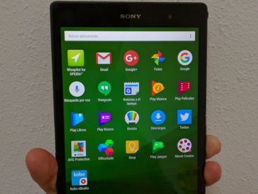 Actualiza tu Sony Xperia Z3 Tablet Compact a Android 6.0.1 Marshmallow