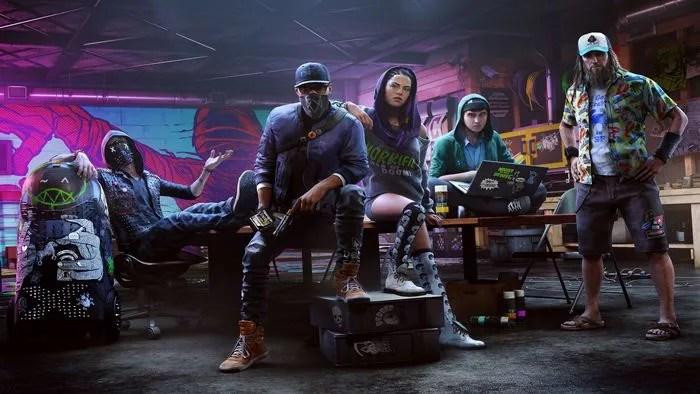 Watch Dogs 2, presenta un nuevo tráiler con los personajes principales