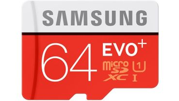 Oferta: MicroSD EVO+ de 64 GB por tan solo 18,50 euros