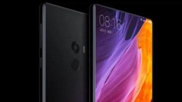 Xiaomi Mi Mix, el teléfono que no tiene bordes