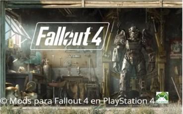 Fallout 4 ya tiene mods y actualizaciones para PlayStation 4