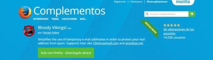correo-complementos-firefox