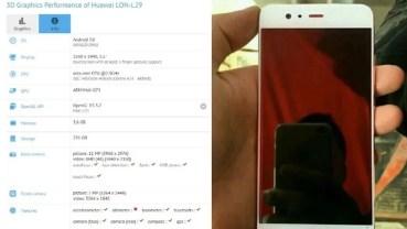 Se filtran las primeras imágenes del Huawei P10