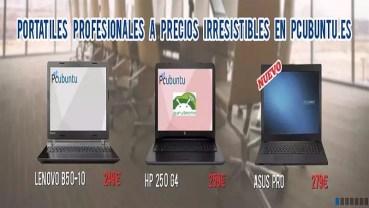 Ubuntu en ordenadores, tabletas y smartphones en la web Pcubuntu