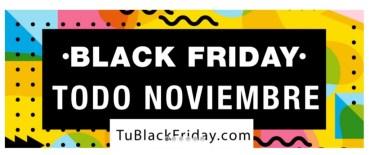 Siguen las ofertas en TuBlackFriday en el mes de noviembre