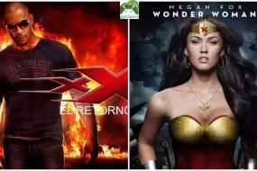 ¡No te pierdas los tráilers de xXx: The Return of Xander Cage y Wonder Woman!
