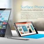 Microsoft Surface Phone preparado para el MWC de Febrero en Barcelona 2017