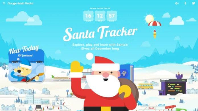 santa-tracker-village-papá-noel