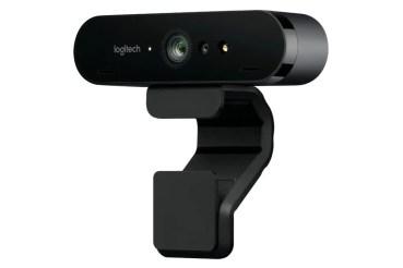 Logitech BRIO: Grábate en una webcam con soporte 4K