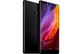 Oferta Xiaomi Mi Mix con 6 GB de RAM y 256 GB de almacenamiento por 576 euros
