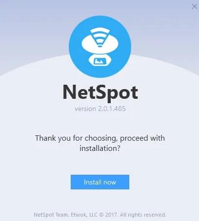 netspot wifi
