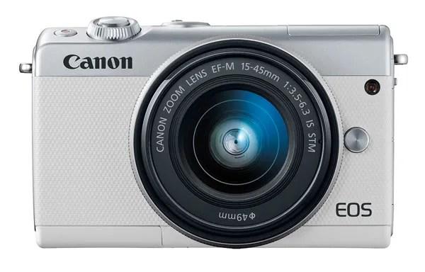 Canon EOS M100, una gama de entrada con mucha calidad y precio equilibrado