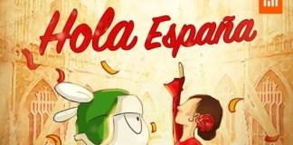 xiaomi espana