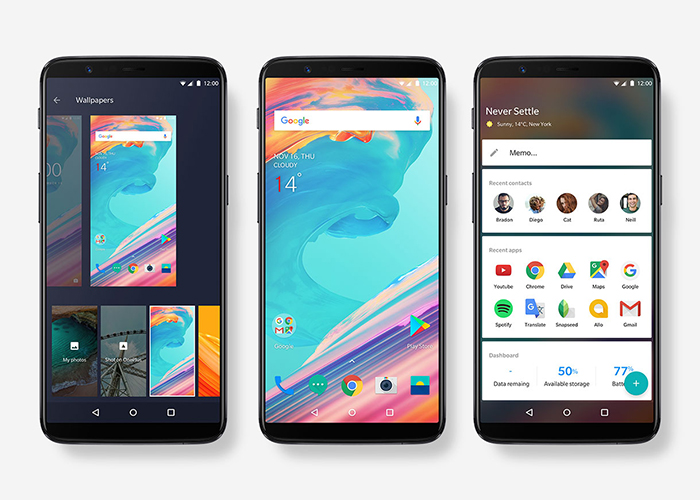 OnePlus-5T-software