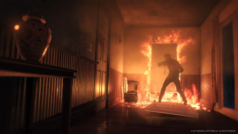 Juega gratis con la demo liberada para PC de `The Evil Within 2´