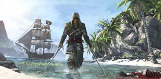assasins creed IV-black fag