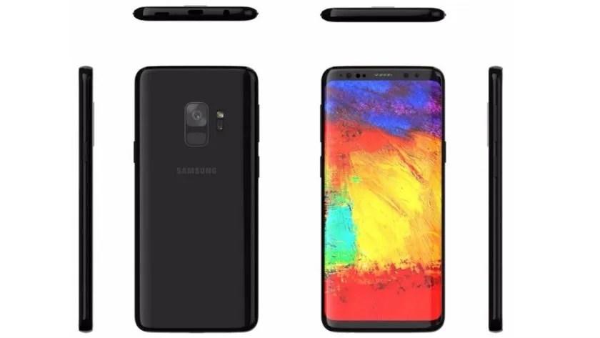 diseño-Galaxy-S9