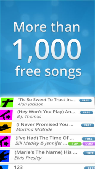 iphone-SingSnap Karaoke