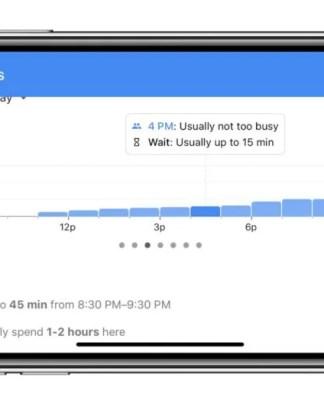 google-maps-tiempos-restaurantes
