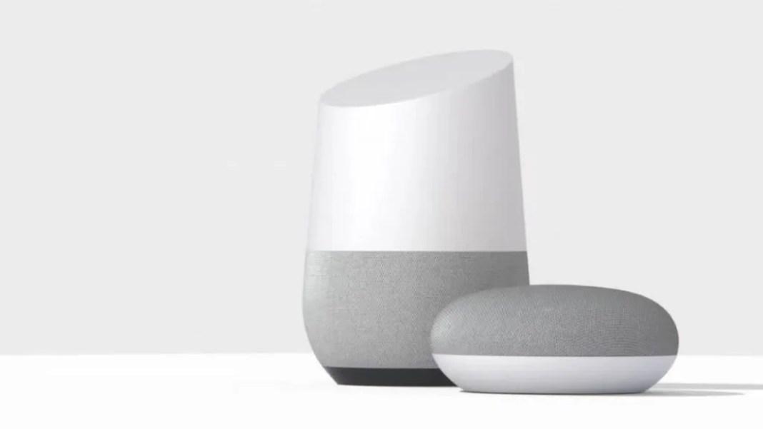 Google Home-Mini