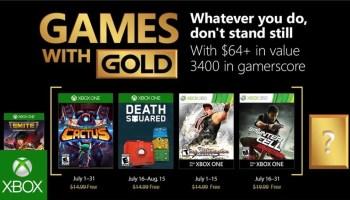 Juegos Gratis Con Gold Para Diciembre 2016 En Xbox One Y