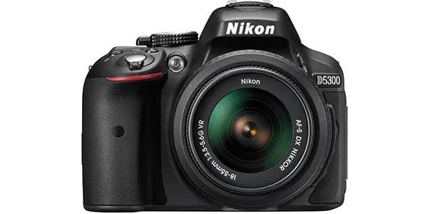 Nikon-D5300-barata