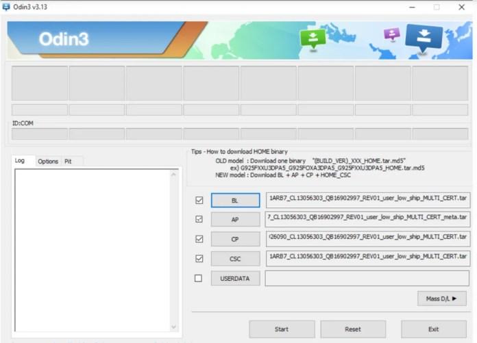 Odin3-xda-developers
