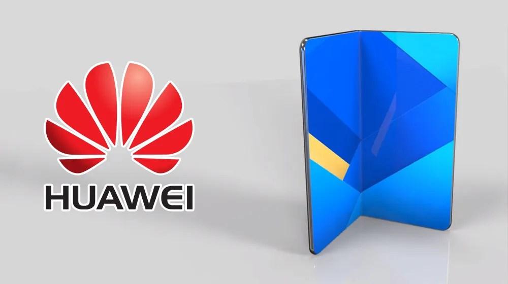Huawei-Plegable