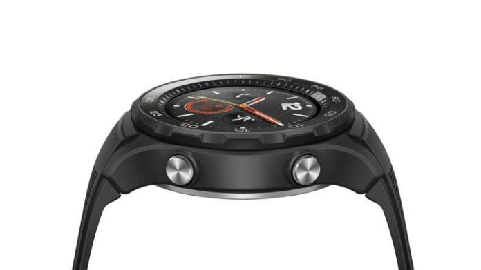 Huawei Watch 2 lateral