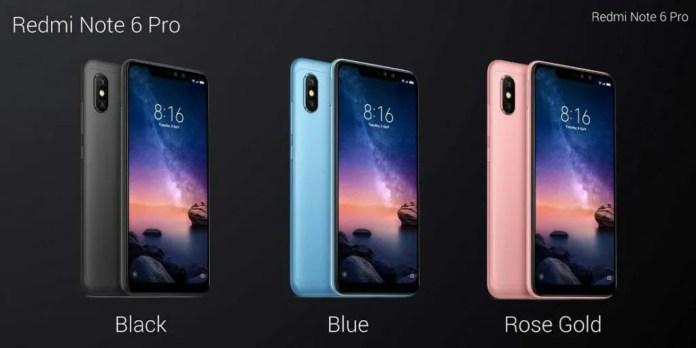 Xiaomi-Redmi-Note-6-Pro-colores