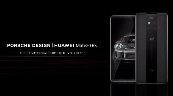 Mate 20 RS Porsche Design