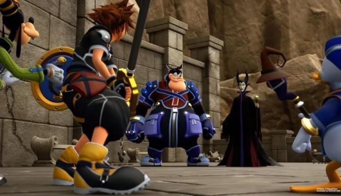 Tráiler Kingdom Hearts III