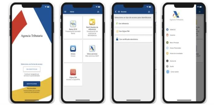 Renta 2018 app