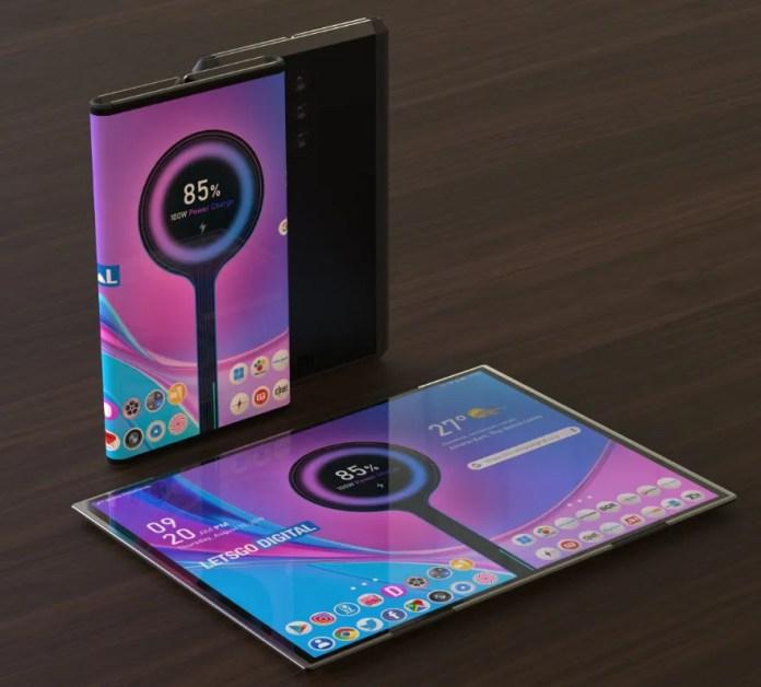 Nuevos renders del móvil plegable de Xiaomi. Una sola palabra: ¡Espectacular!
