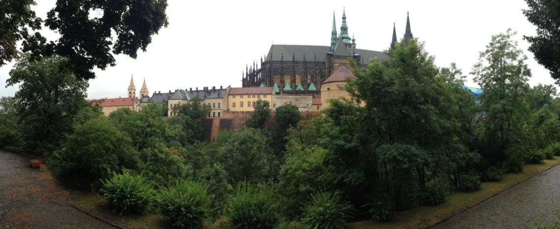 Prague royal castle