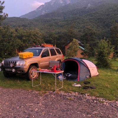Montenegro Highlands Overlanding