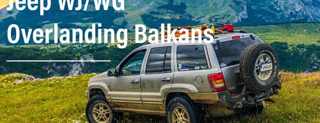 Jeep WJ WG overland build