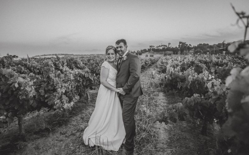 Deon & Lara | Canto Wine Estate
