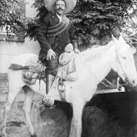 Siete leguas, el caballo de Pancho Villa