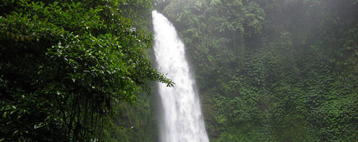 Nungnung Waterfall 2