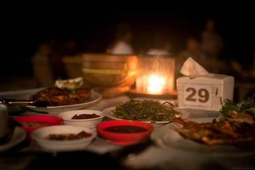 Jimbaran Seafood Dinner 2