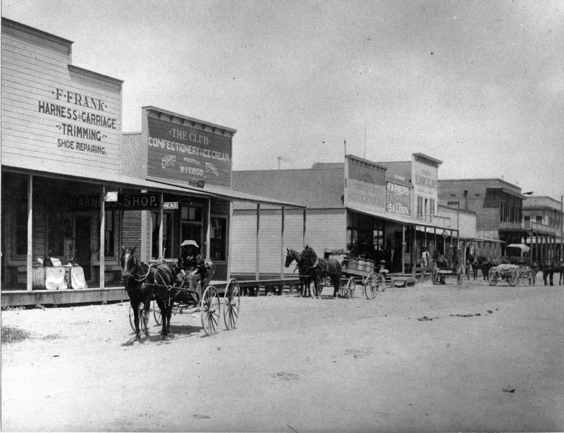 1910 Main Street in Gustine
