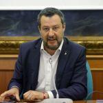 """Vaccino, Salvini """"Libertà di scelta, Draghi? Sono rimasto male"""""""