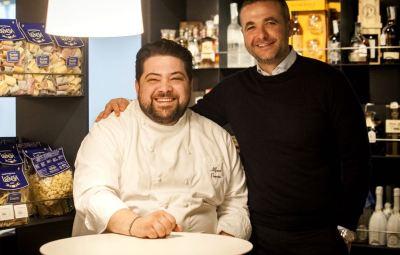 Alfonso Porpora e Diego Leonessa - PastaBar