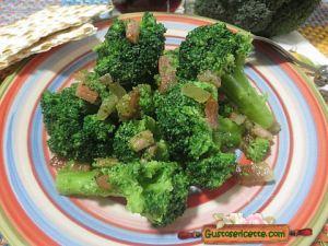 broccoletti siciliani in padella, buoni e sfiziosi