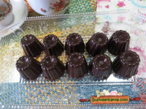 cioccolatini cioccolato e noci, golosi e facili da realizzare