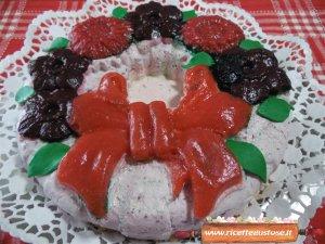 Cheesecake fragole frutti di bosco